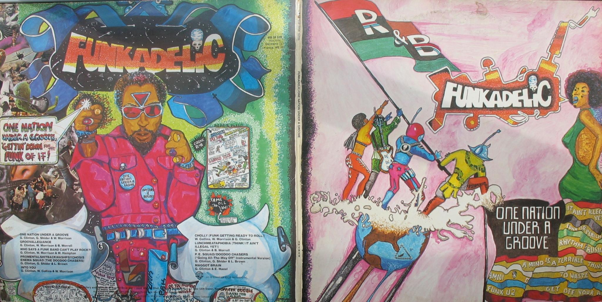 funkadelic one nation
